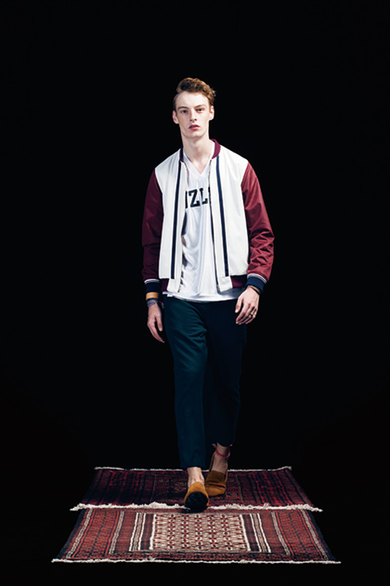 WHIZ Limited - Spring Summer 2014 Collection Lookbook 23