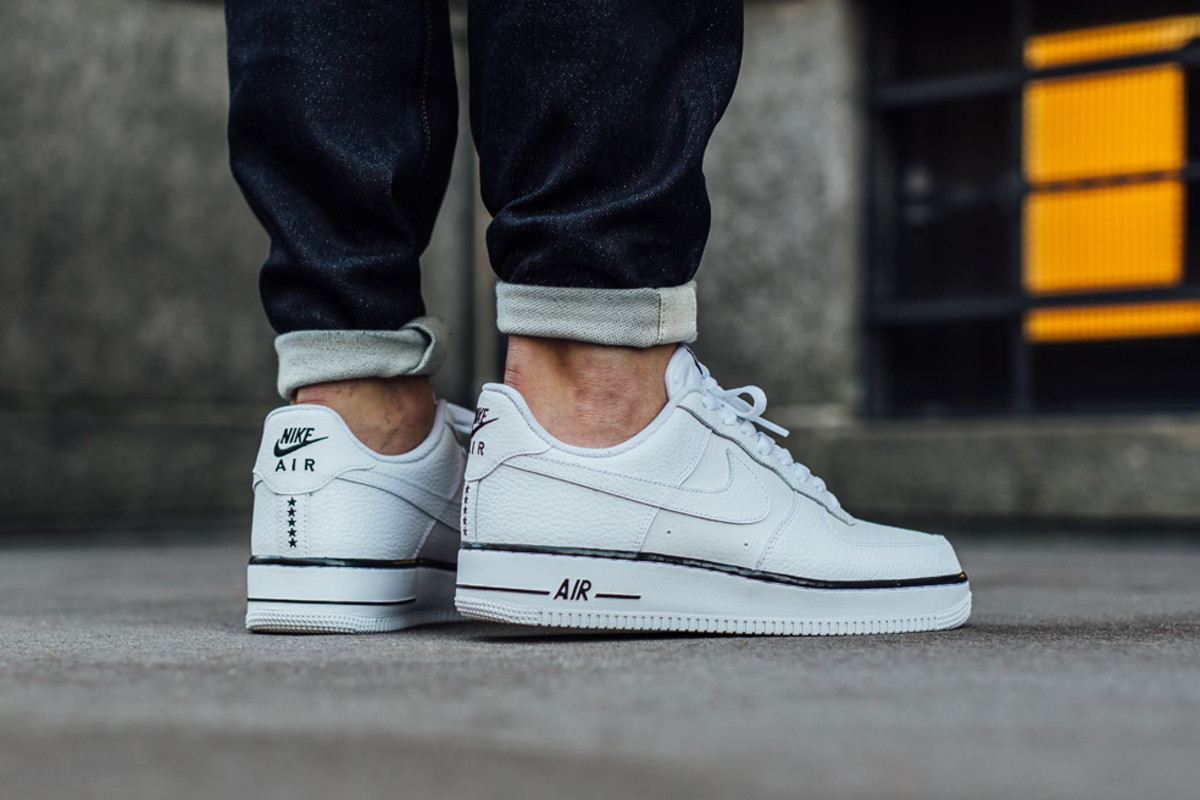 The Nike Air Force 1 Gets a Star Studded Update Freshness Mag