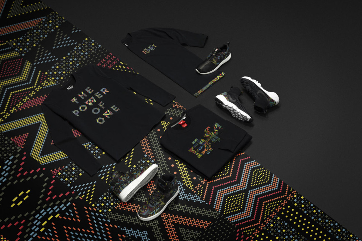 0f8b169e38f3 Nike Unveils 2016 Black History Month Collection - Freshness Mag