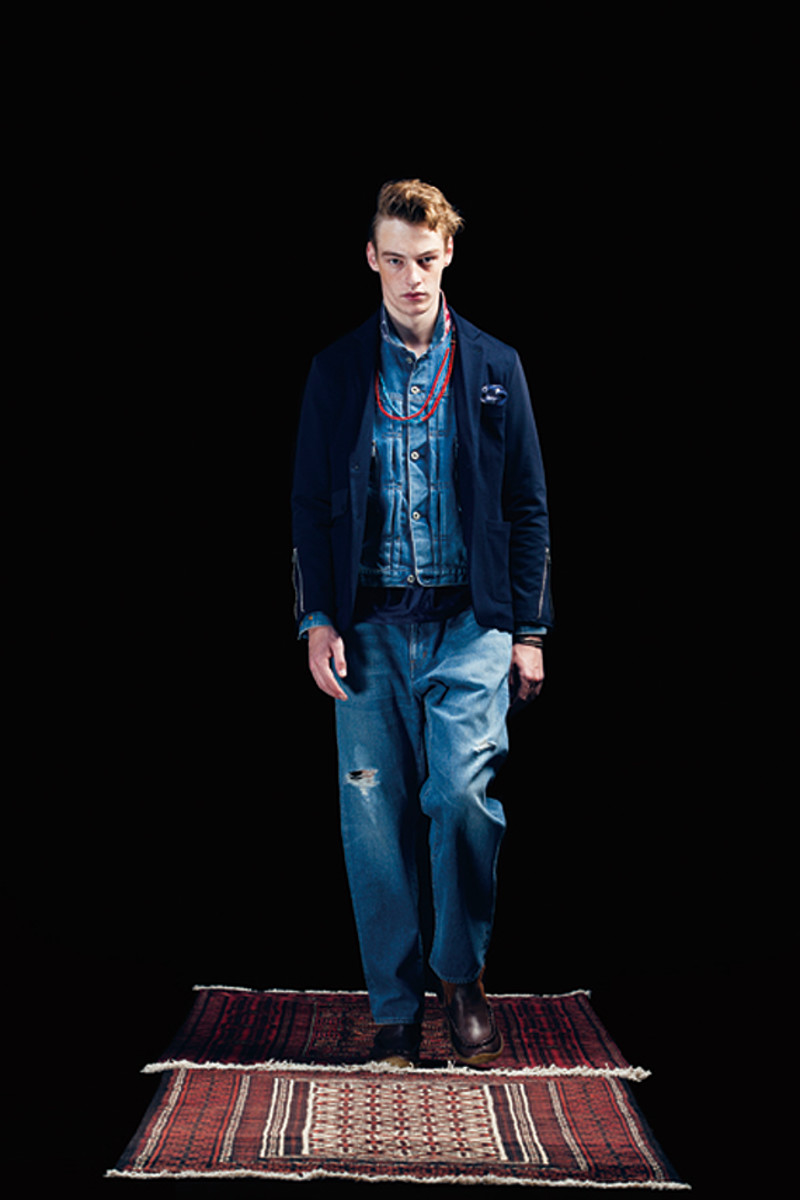 WHIZ Limited - Spring Summer 2014 Collection Lookbook 02