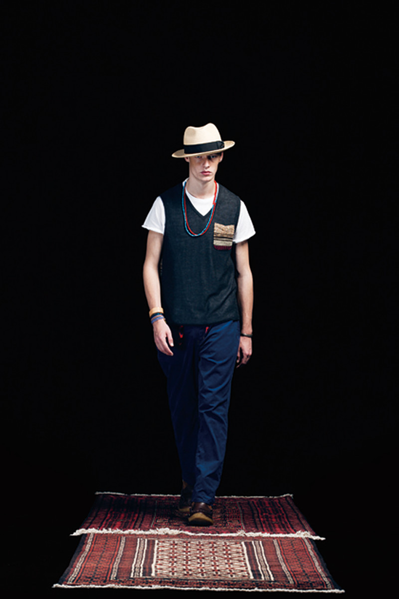 WHIZ Limited - Spring Summer 2014 Collection Lookbook 10