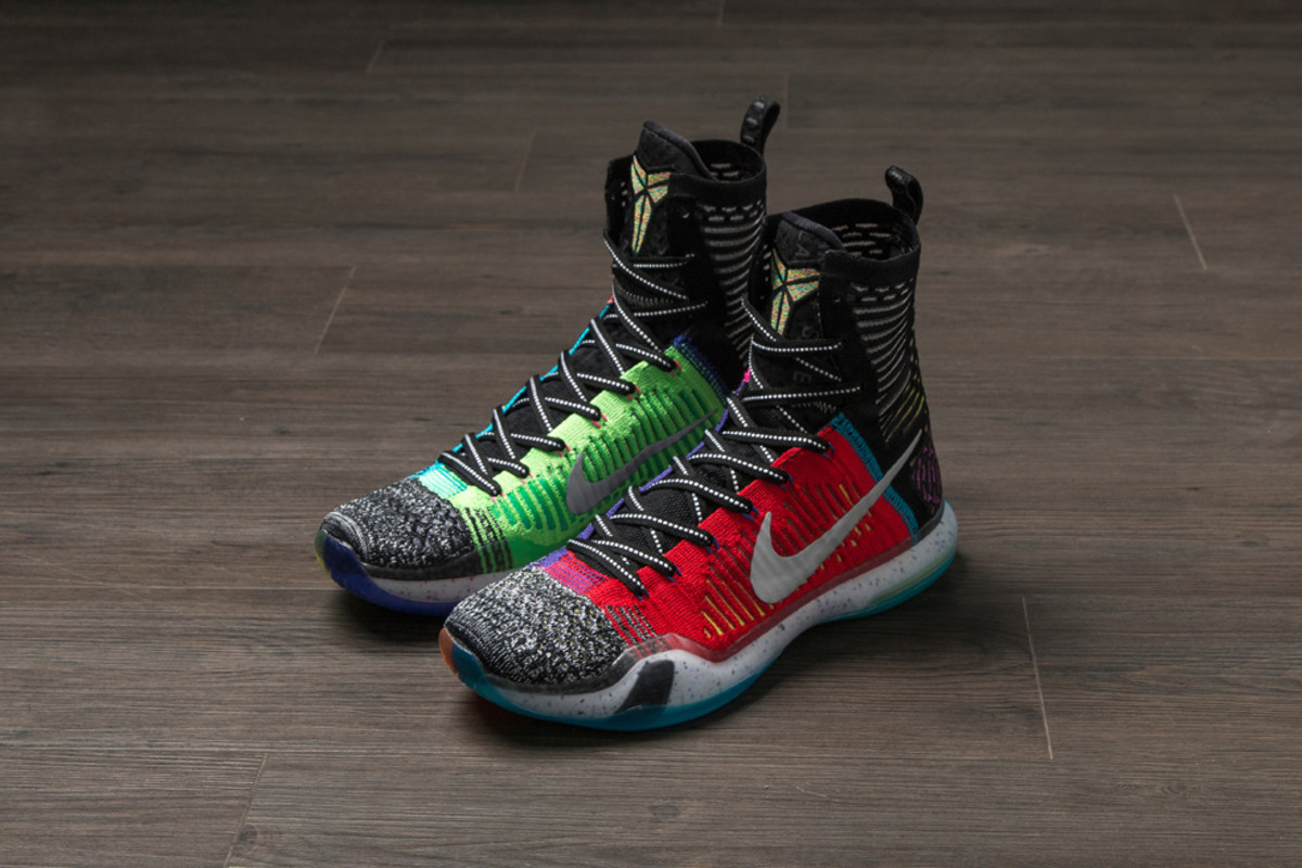 eda7a5303742 The Nike Kobe 10 Elite