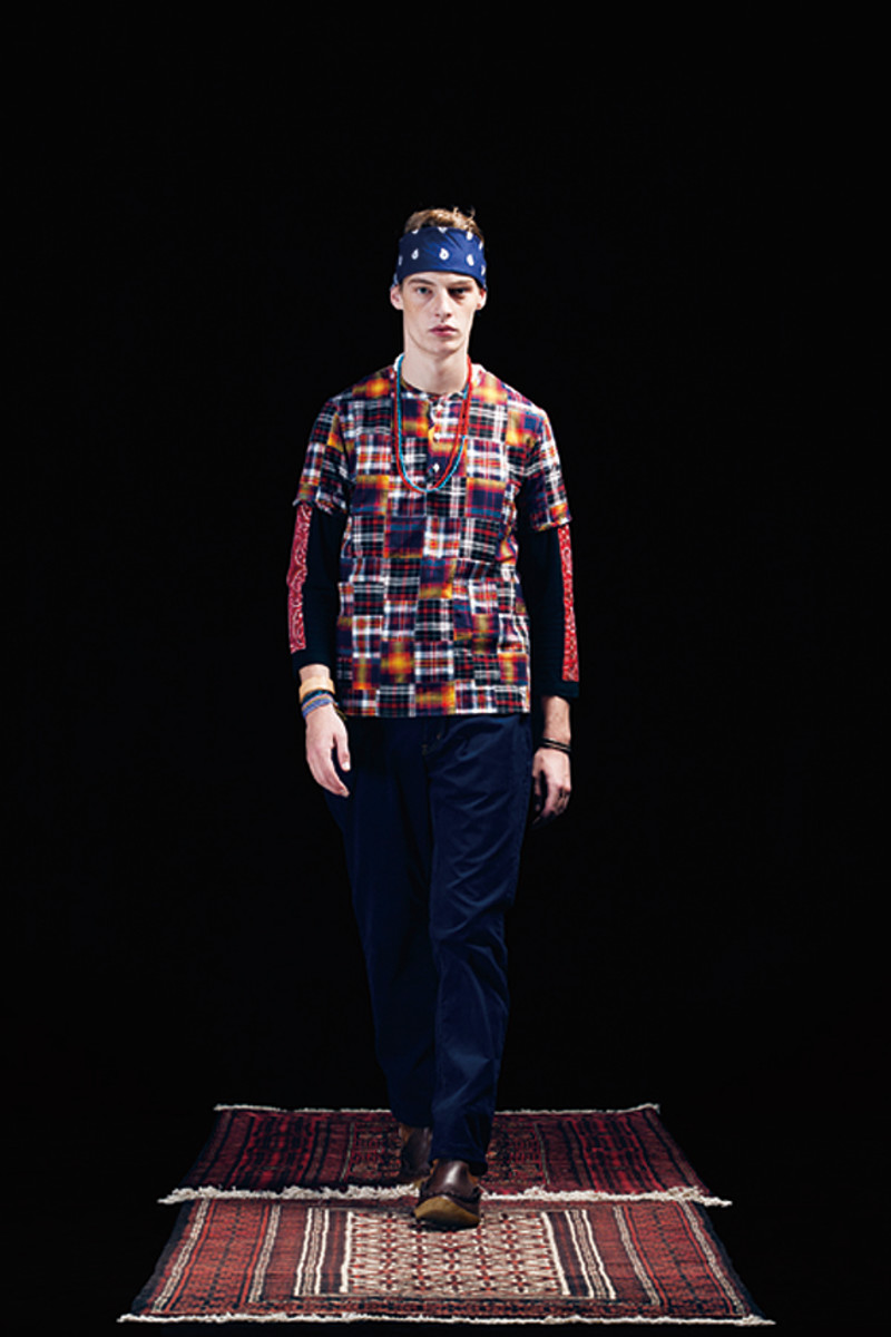 WHIZ Limited - Spring Summer 2014 Collection Lookbook 14