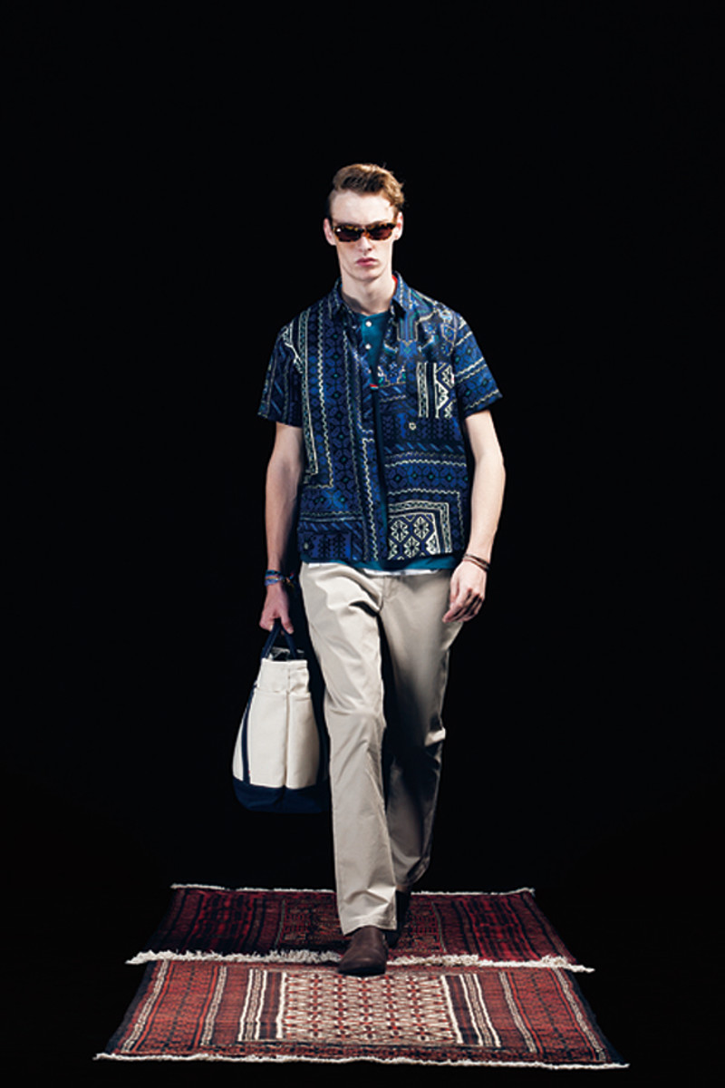 WHIZ Limited - Spring Summer 2014 Collection Lookbook 09