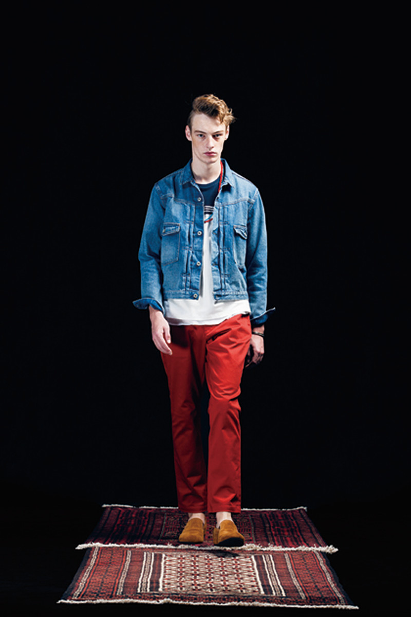 WHIZ Limited - Spring Summer 2014 Collection Lookbook 03