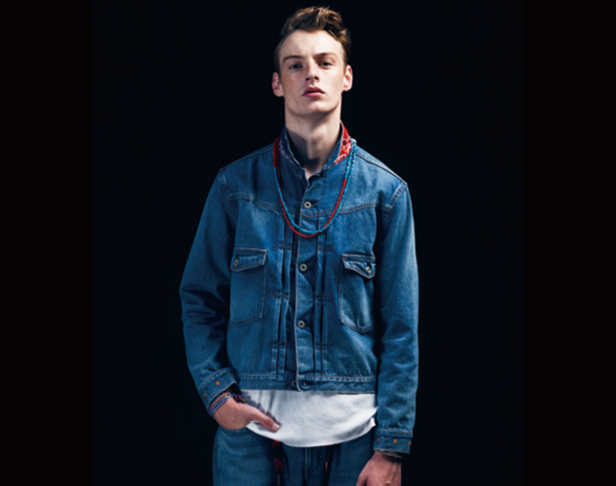 WHIZ Limited - Spring Summer 2014 Collection Lookbook 01