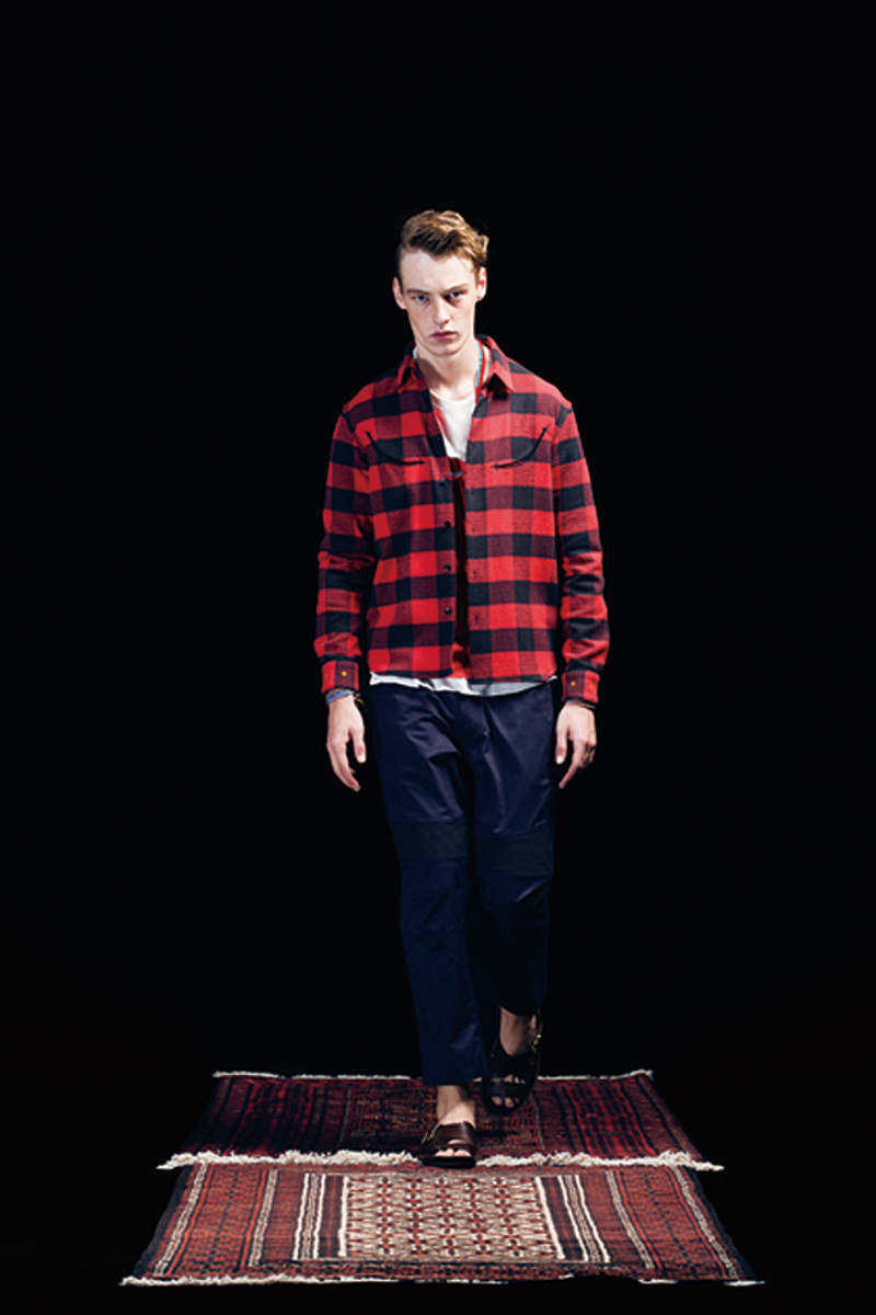 WHIZ Limited - Spring Summer 2014 Collection Lookbook 13
