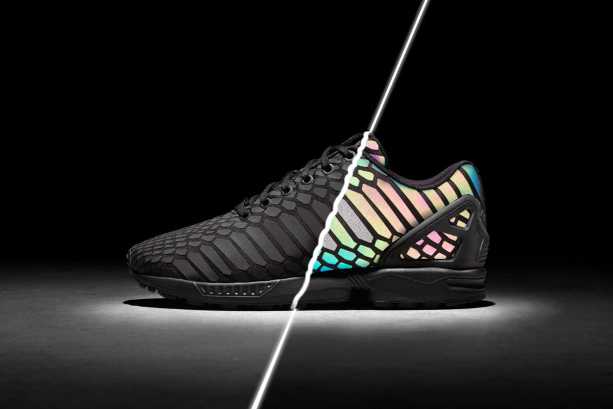 cheaper 0954d 996d5 adidas Originals Presents the All Black XENO ZX Flux ...