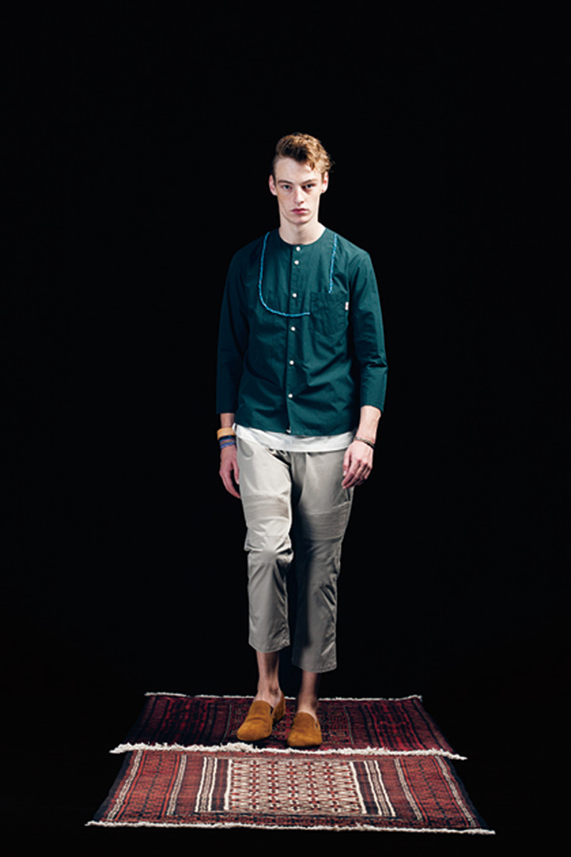 WHIZ Limited - Spring Summer 2014 Collection Lookbook 06