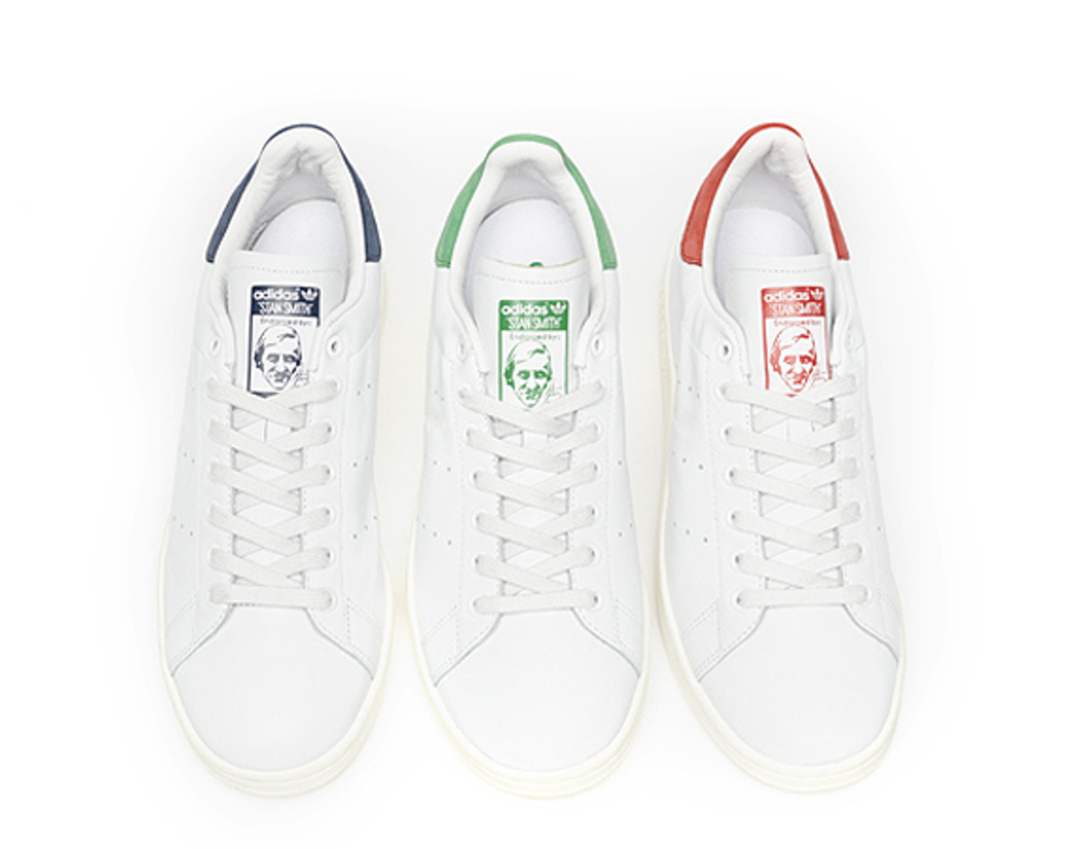 adidas Originals Stan Smith - January 2014 Releases 01