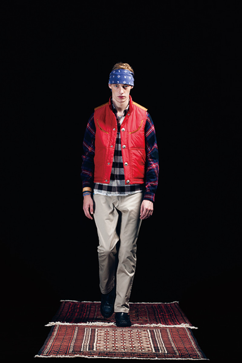 WHIZ Limited - Spring Summer 2014 Collection Lookbook 12