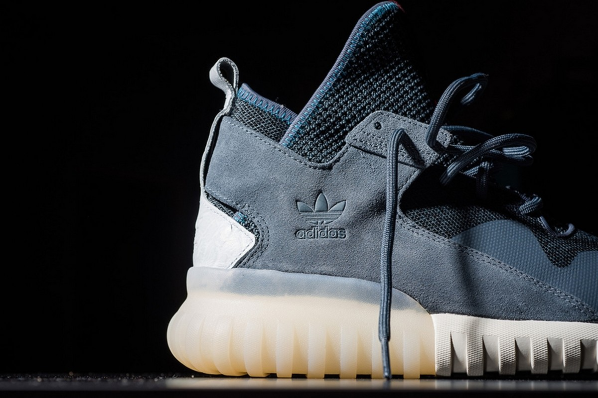 Tubular X Knit Shoes adidas
