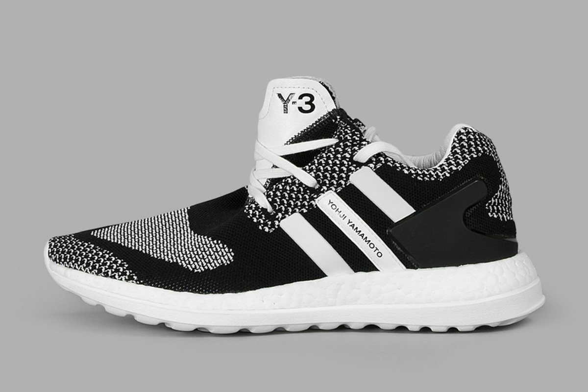 2cc357958 Get an Early Look at the Y-3 Spring Summer 2016 Footwear Collection ...