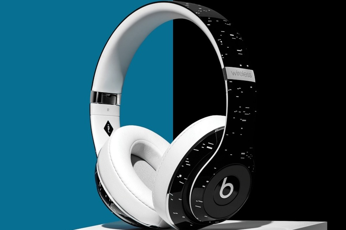 Pigalle x Beats by Dre Studio Wireless Headphone-0