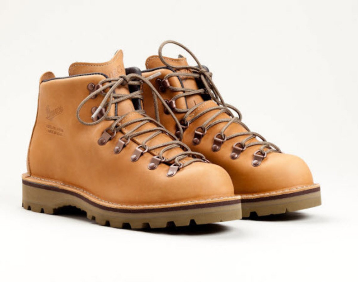 583b86bf8c7 TANNER GOODS x Danner Mountain Light McKenzie Boots | Available Now ...