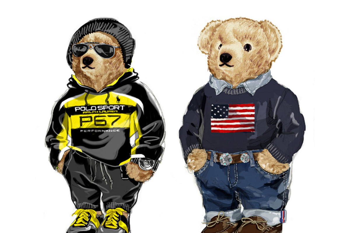On The Origin Of The Iconic Polo Bear Freshness Mag