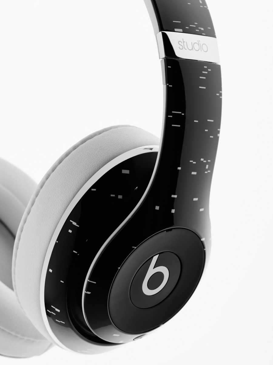 Pigalle x Beats by Dre Studio Wireless Headphone-6