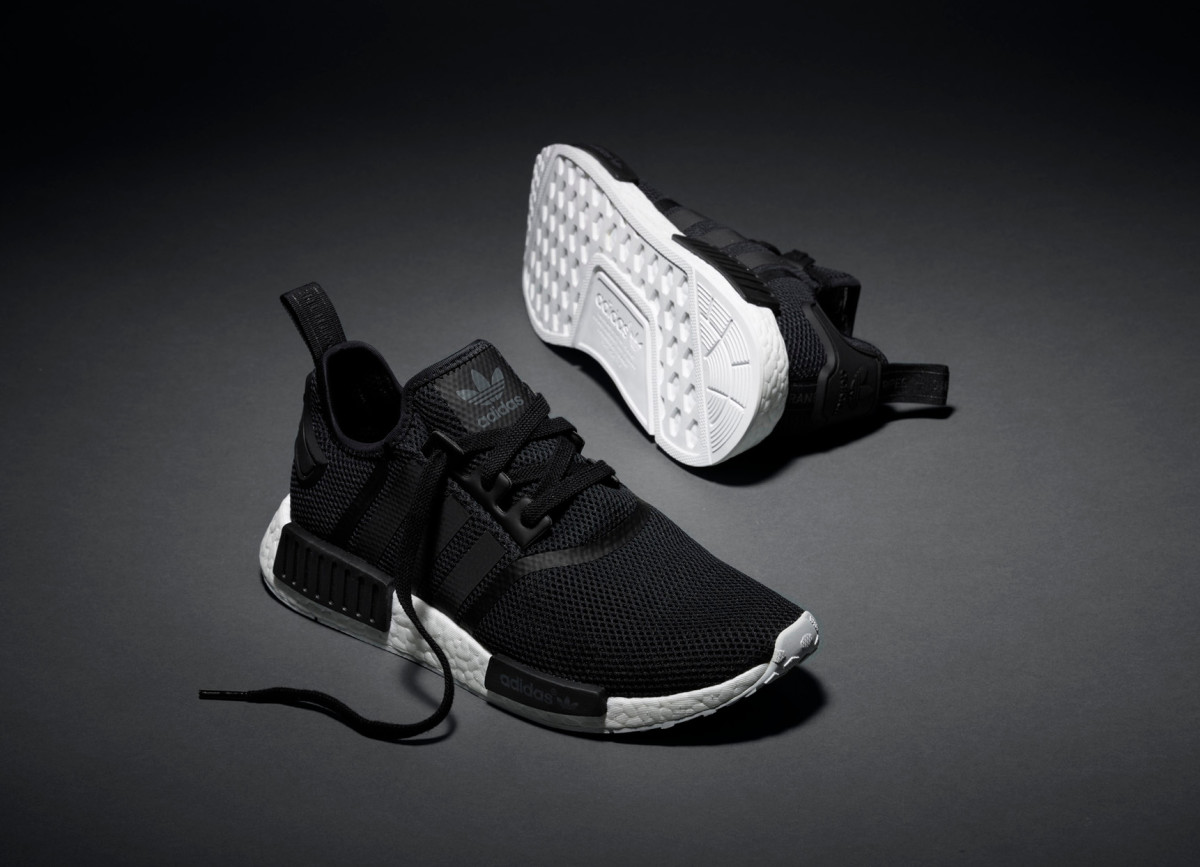 496146374190 Tonal Black   White Colorways of the adidas NMD Are Set to Launch ...