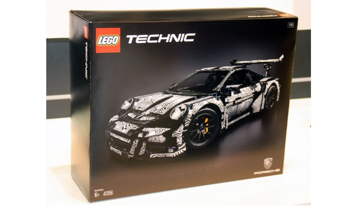 Details On The Lego Technic Porsche 911 Gt3 Rs Freshness Mag