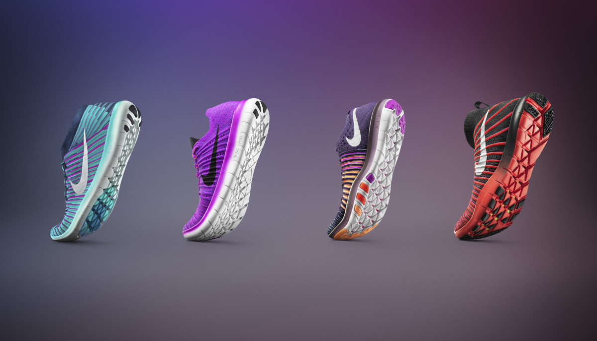 huge selection of 384e4 bafa8 Nike Unveils New Additions to Its Free Footwear Family - Freshness Mag