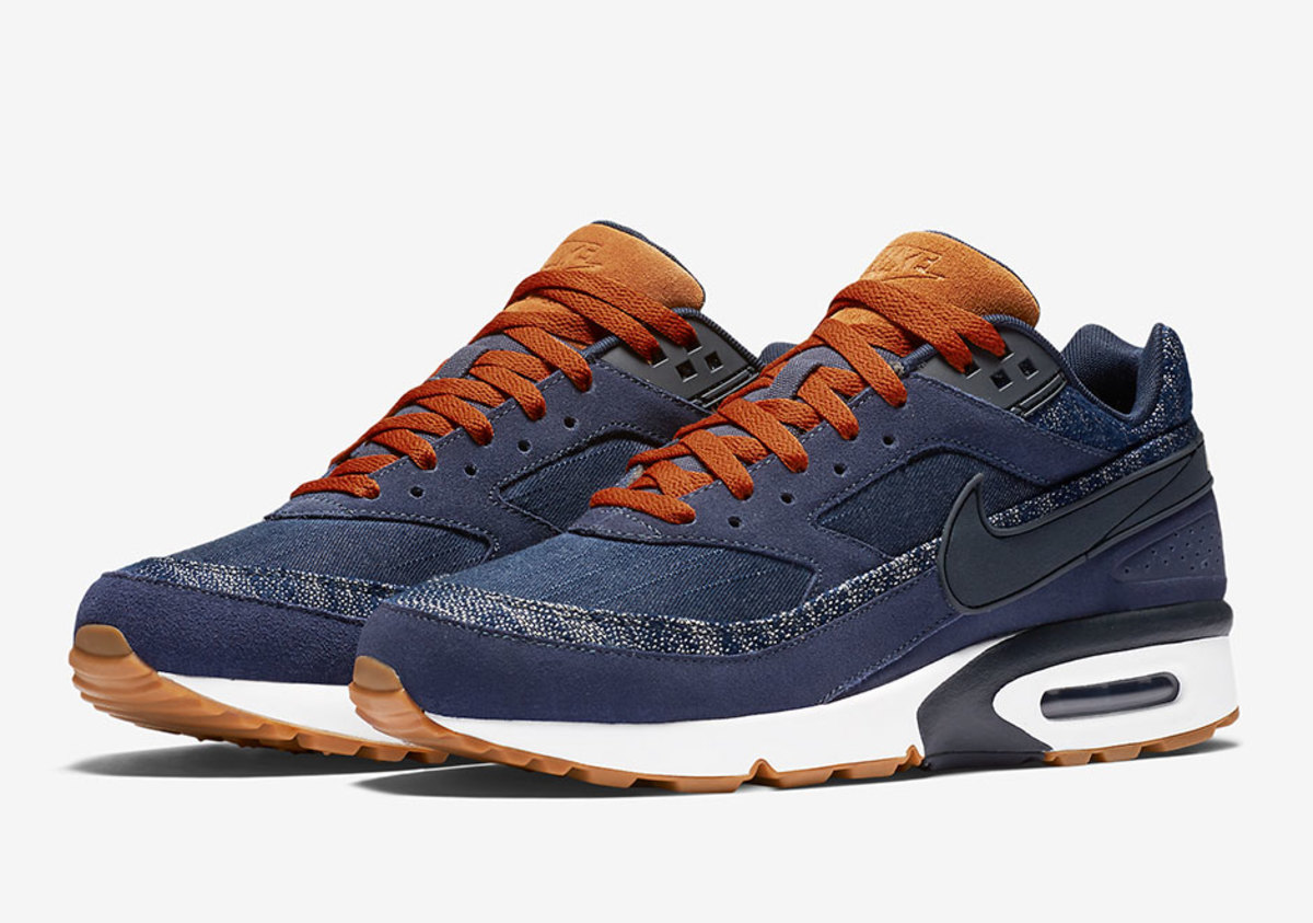 cf3c8fe2b723 Image via  Sneaker News. Image via  Sneaker News. Joining the Air Max 95 in  Nike s upcoming denim ...