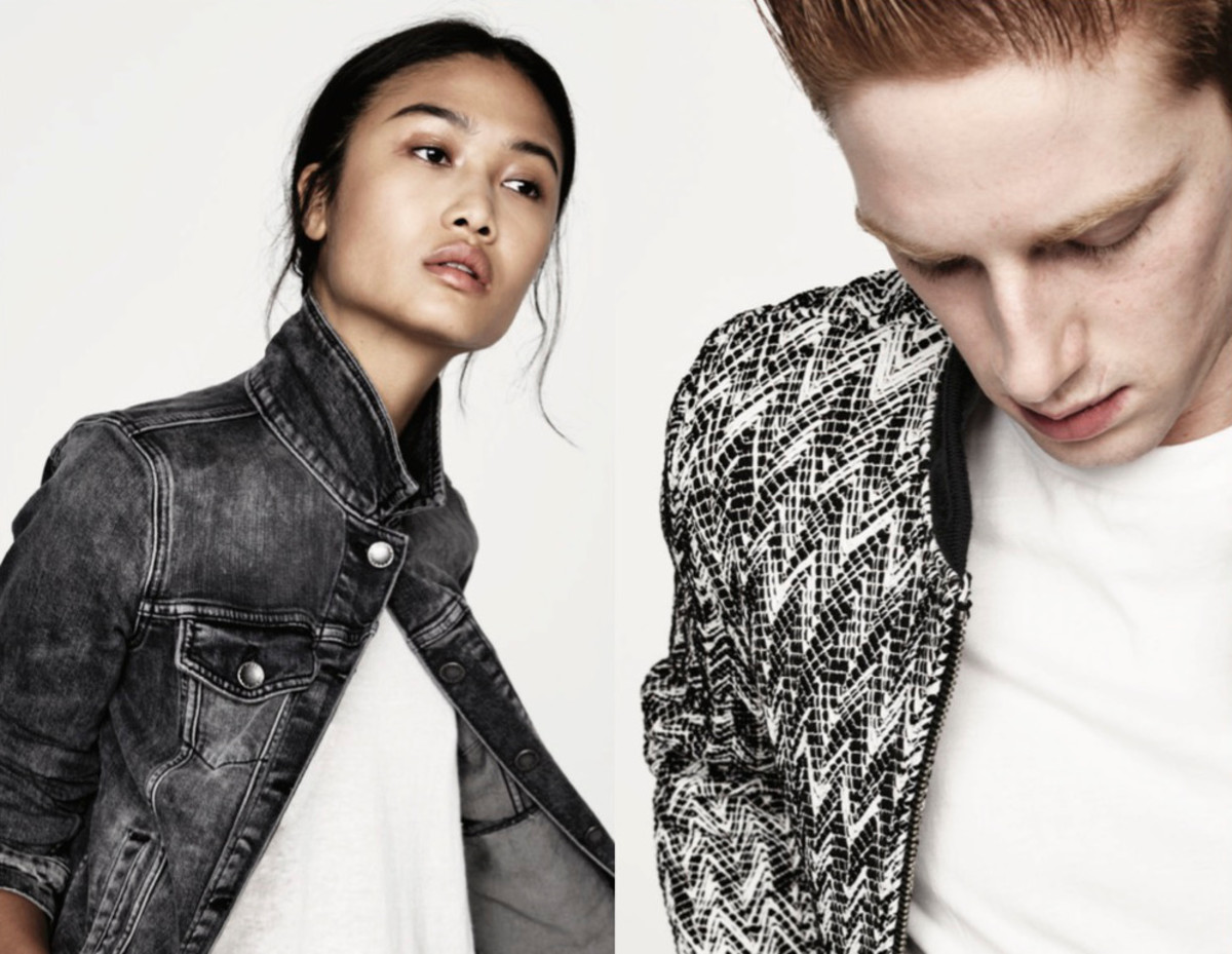 Levi's Made & Crafted Reveals Spring/Summer 2016 Lookbook