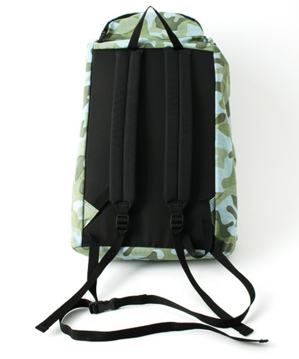 Layers Camo Summer Tweed Daypack Blue 3
