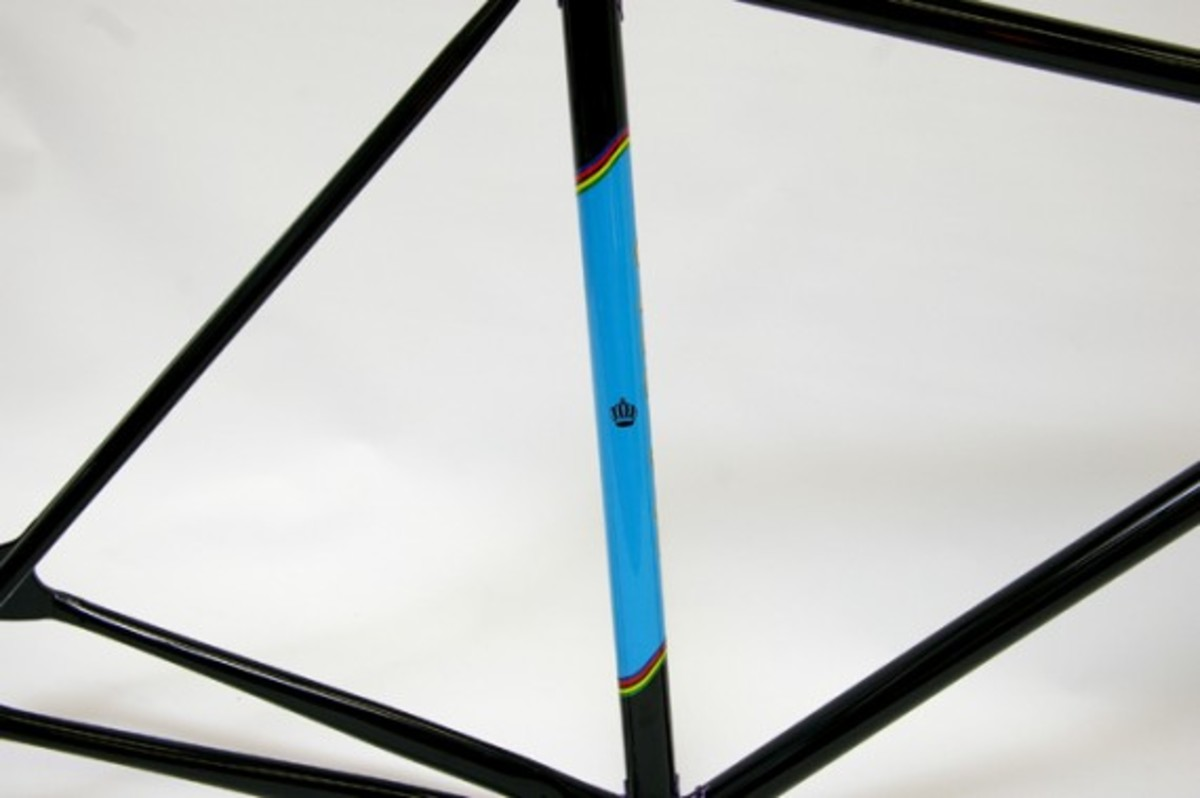 Black Fixed Gear Frame 3