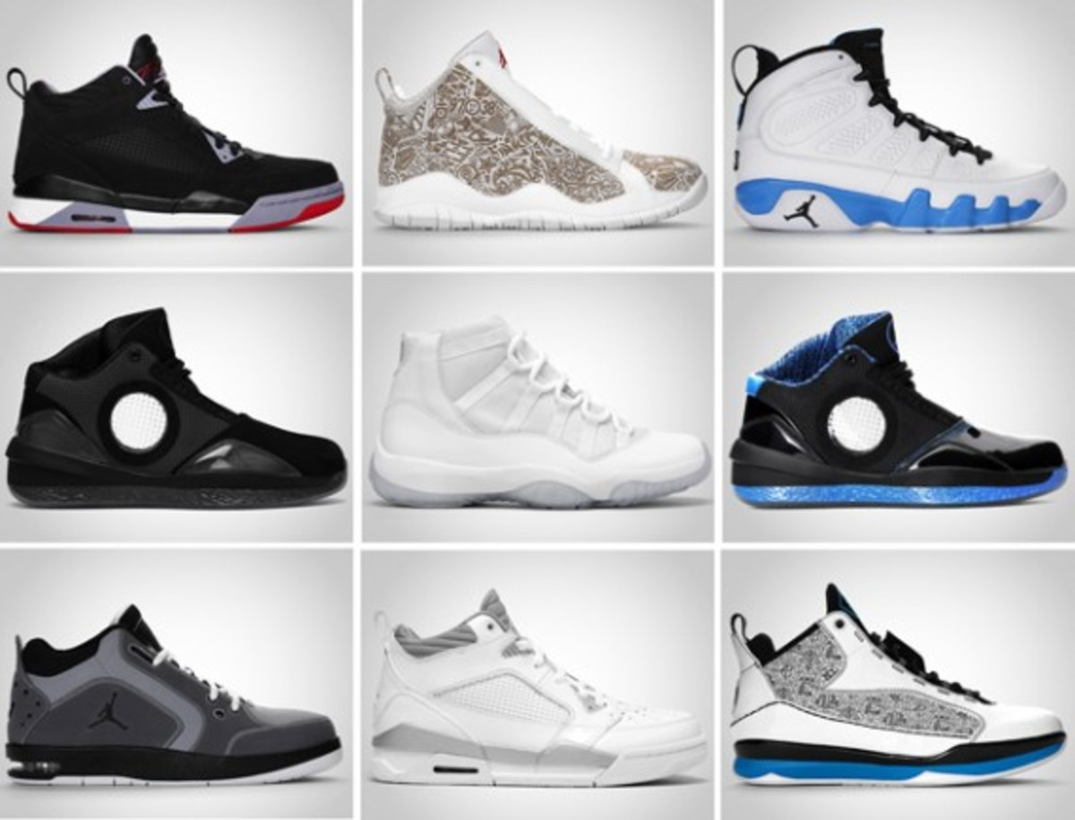 best sneakers 6c117 fe967 As Summer approaches, Jordan Brand revised its April, May, and June releases  with additional models, colorways, and detailed information.