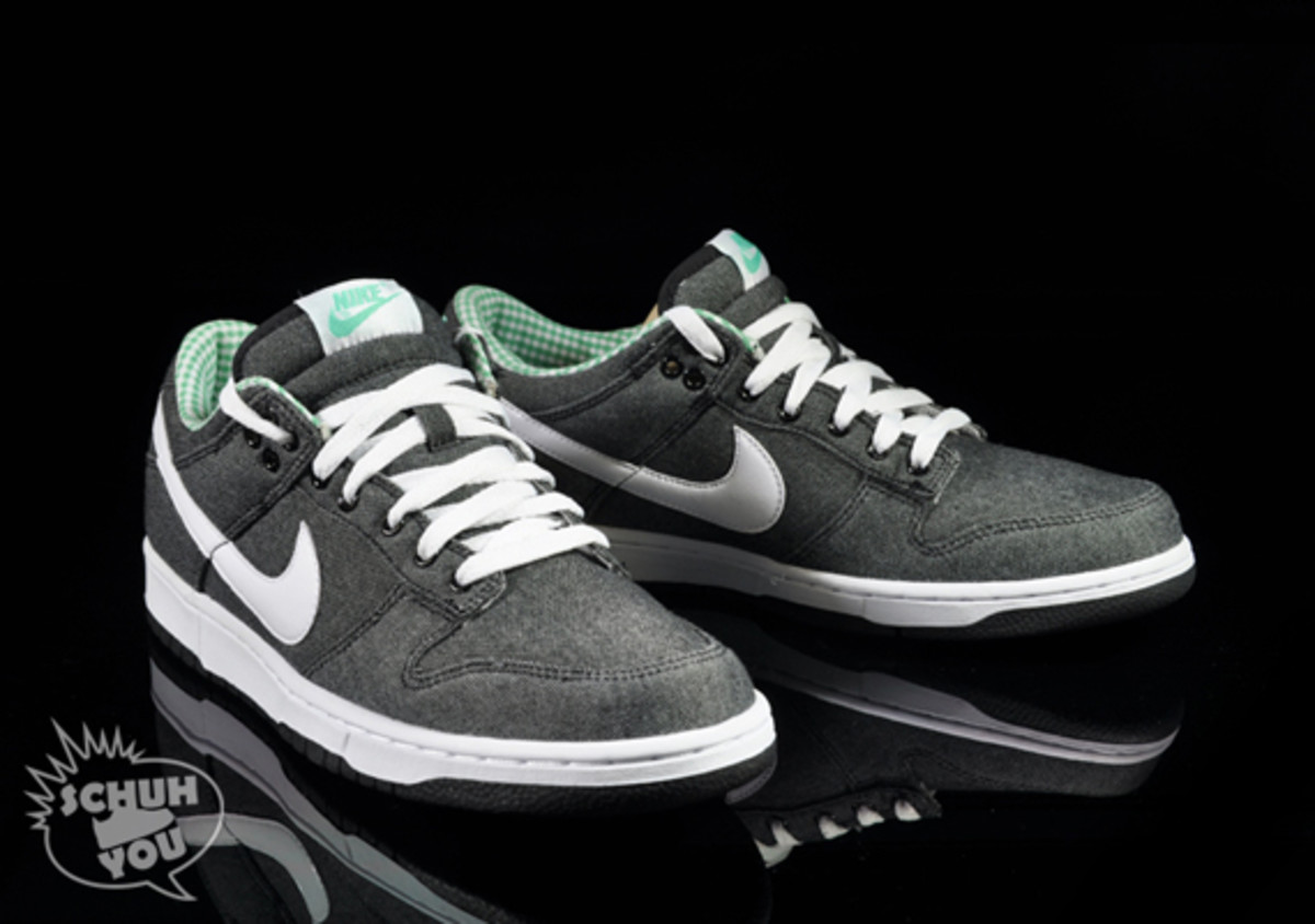 nike sb dunk low schwarz pack. Black Bedroom Furniture Sets. Home Design Ideas