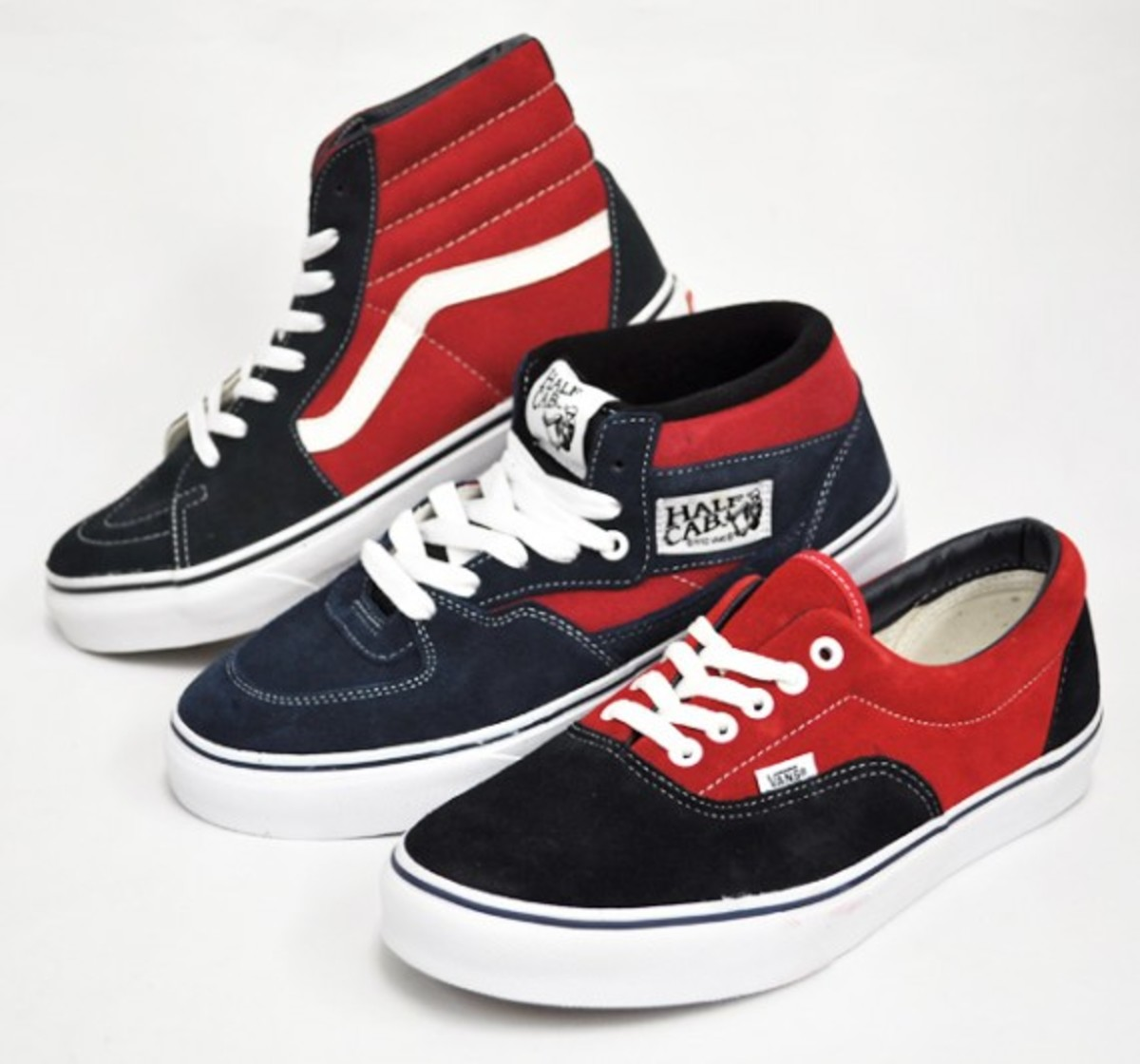 Reissue Pack Red