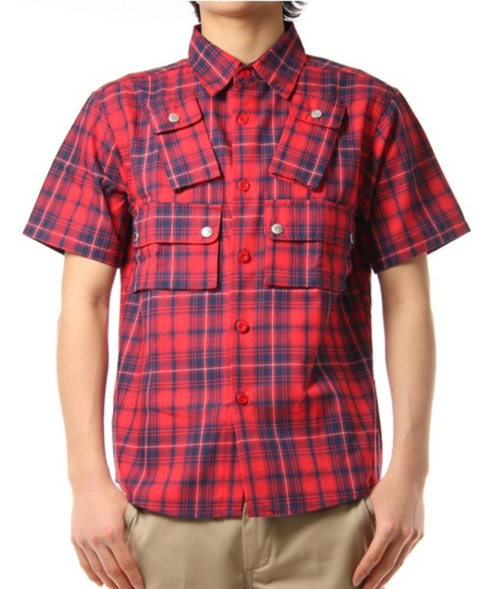 Function Shirt Red