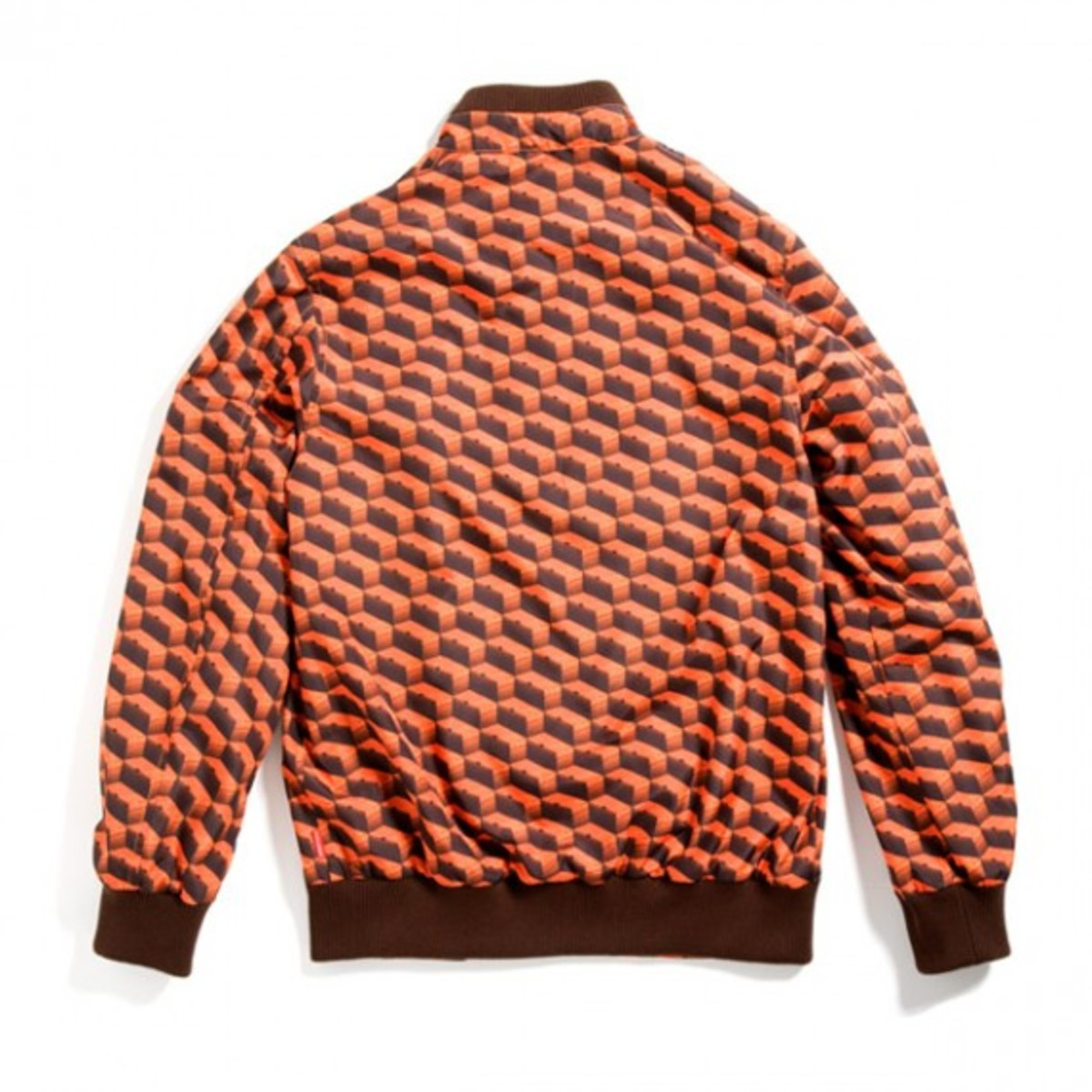 Orange Box Riders Jacket 2