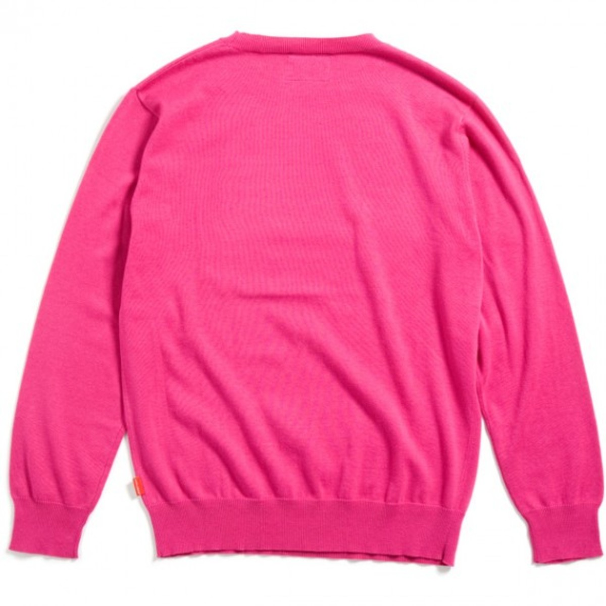 Paid in Full Crew Neck Sweater Pink 2