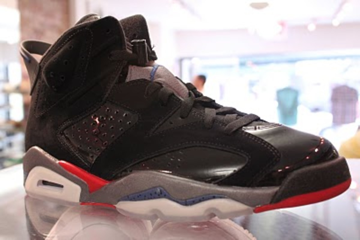 competitive price 82cc7 67584 Air Jordan VI (6) Retro - Pistons Edition | Available Now ...