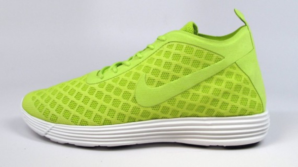 huge discount 30f20 3c7e3 Nike Lunar Rejuven8 Mid - Cyber - Summit White   Available Now