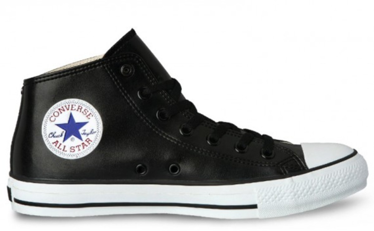 Converse - All Star Fringe Hi Moccasin