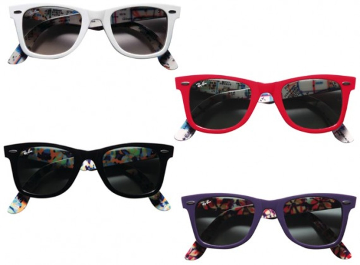 c51d4c0247 The Wayfarer sunglasses is one of the most iconic sunglasses to come out  from Ray-Ban and most likely one of the longest selling sunglasses model by  far.