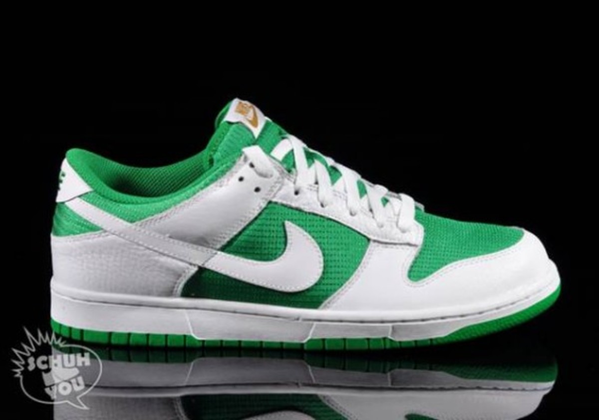 Dunk Lo Lucky Green 01
