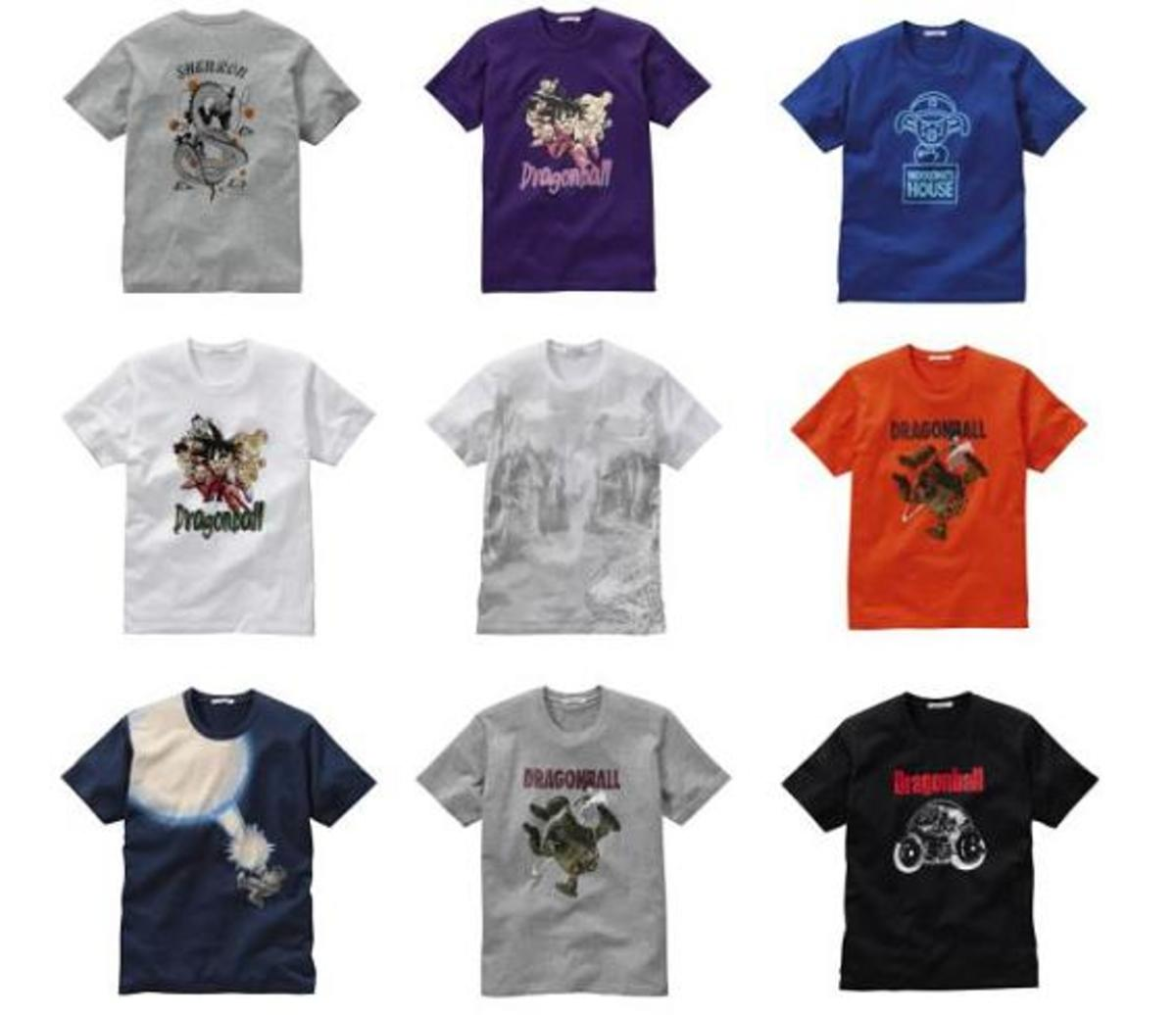 UNIQLO x Dragon Ball - T-Shirt Collection - 0