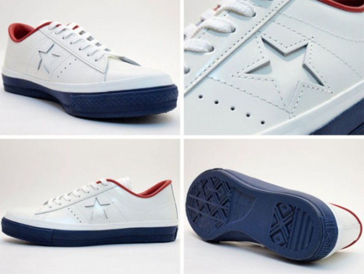 Converse One Star Colosole OX Made in Japan Freshness Mag