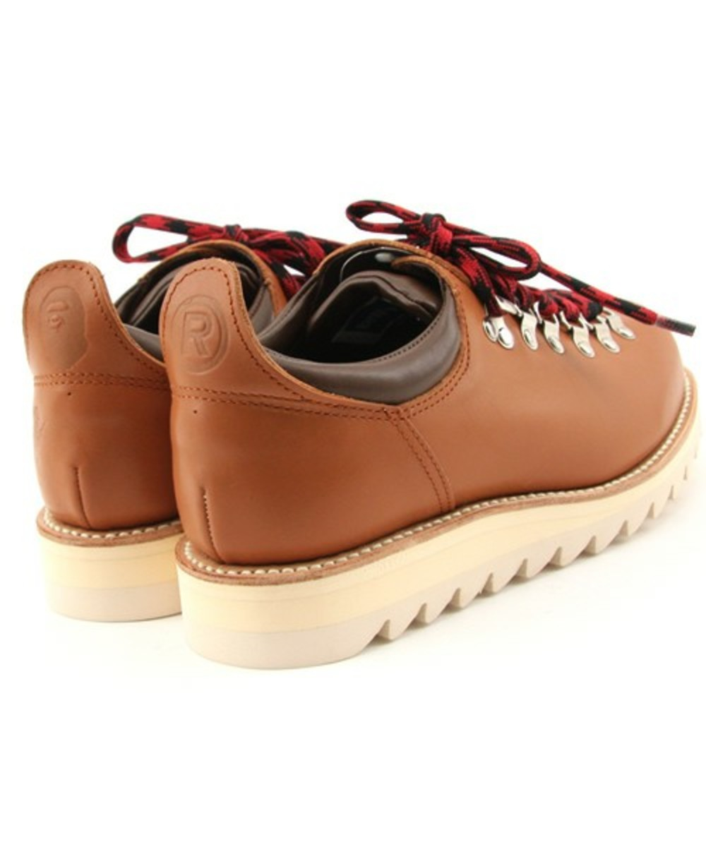 Mountain Soldier Lo Light Brown 3