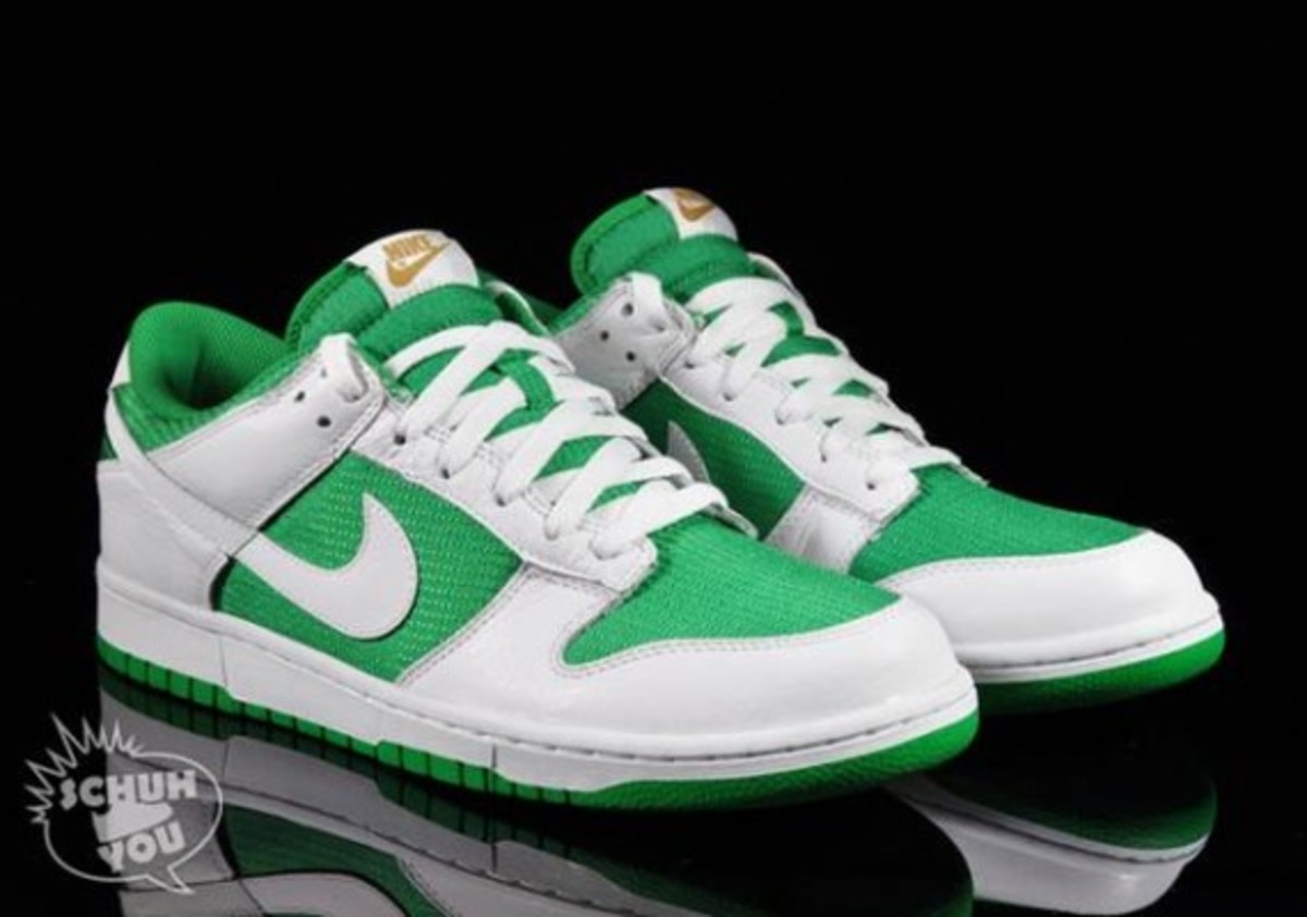 Dunk Lo Lucky Green 02