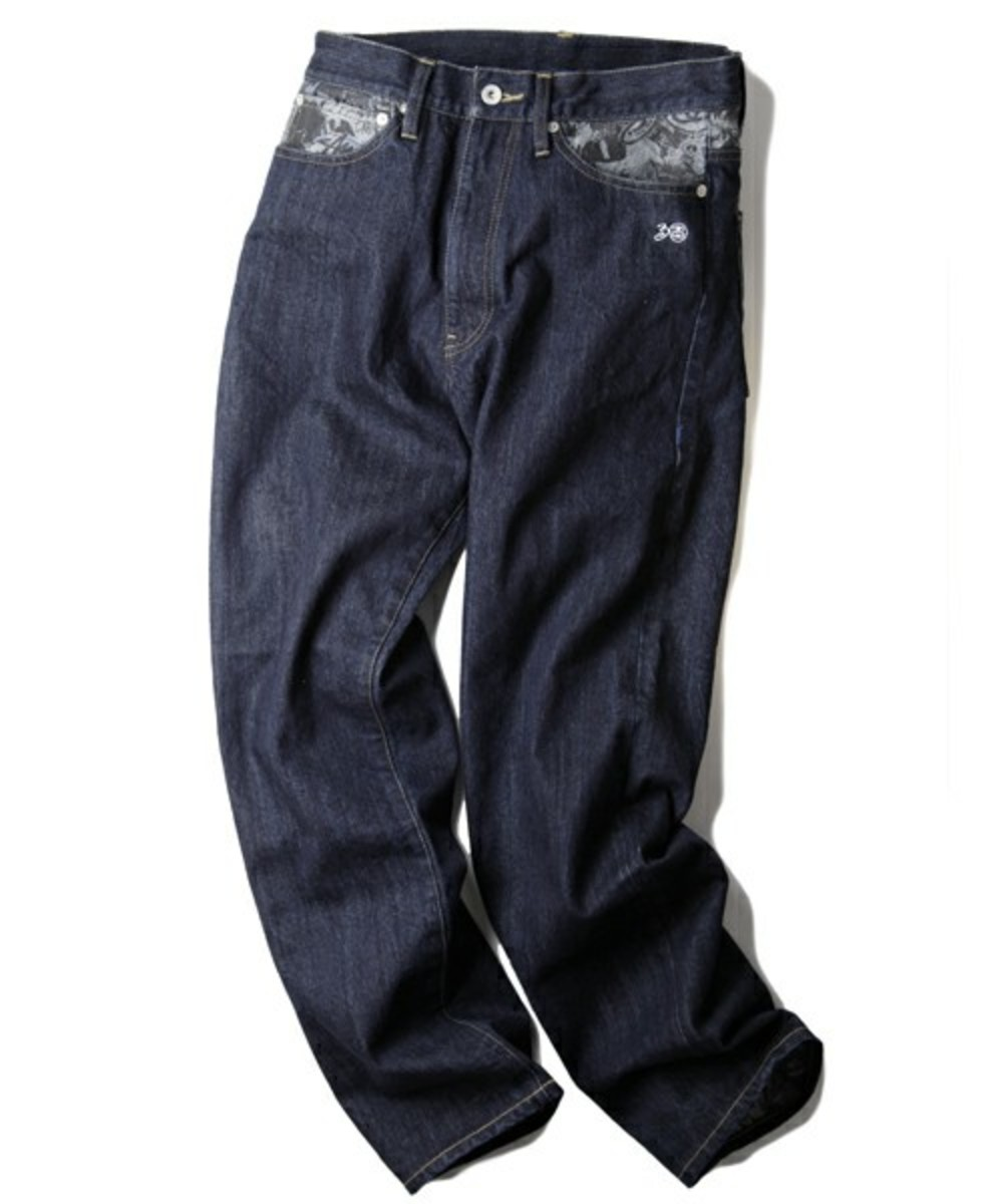 ZOZO 3rd Limited Denim Pants