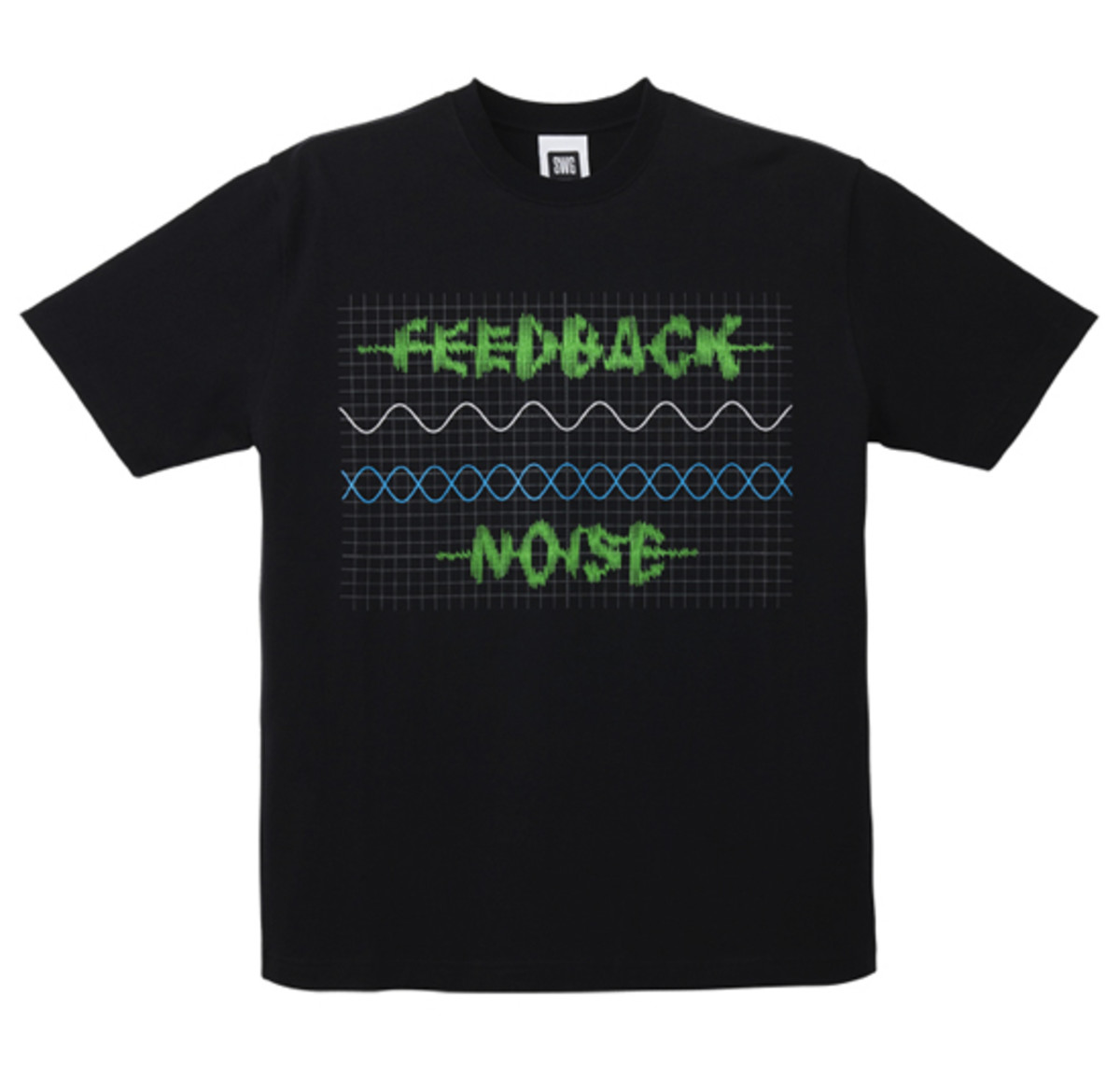 Feedback T-Shirt Black