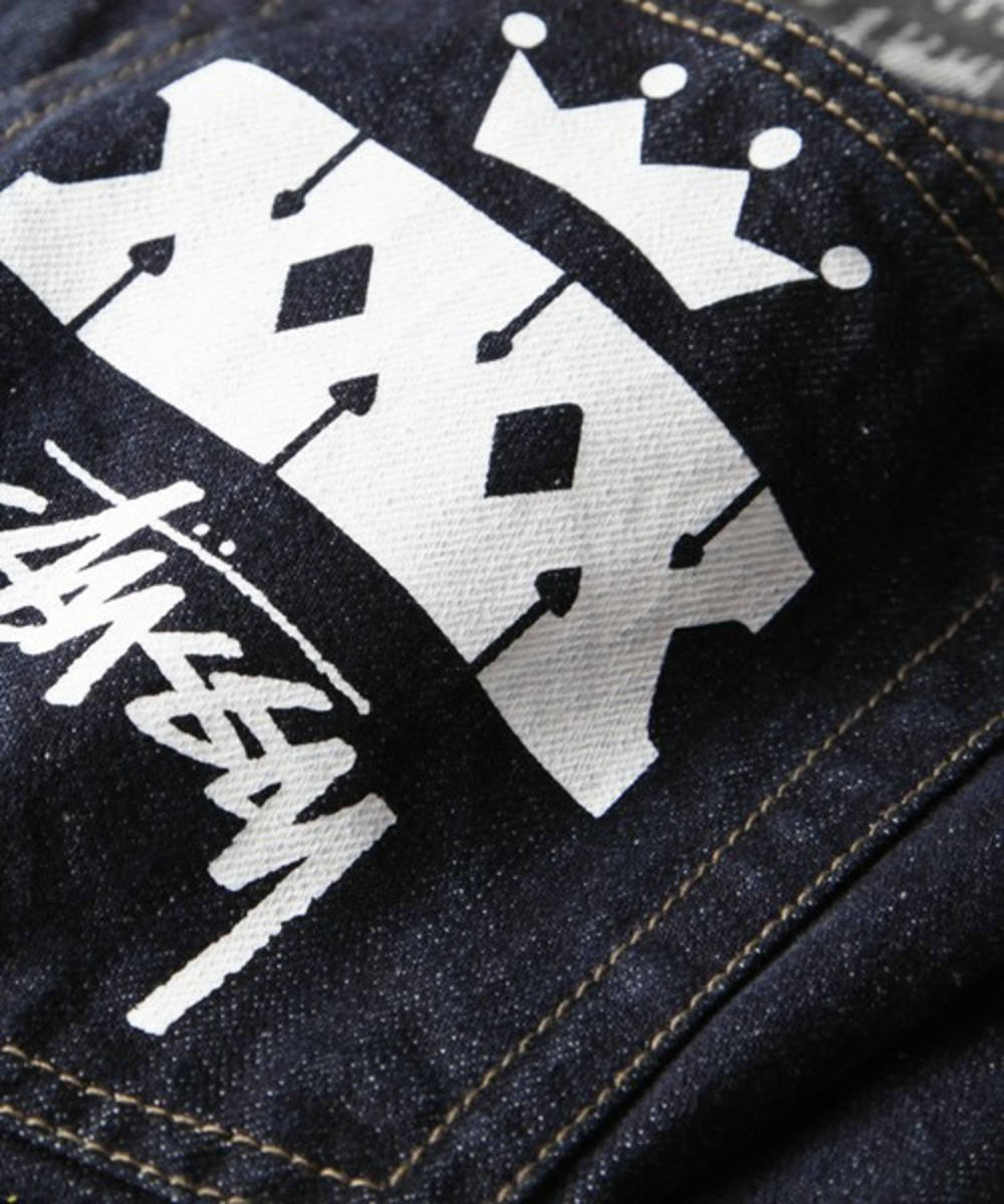 ZOZO 3rd Limited Denim Pants 7