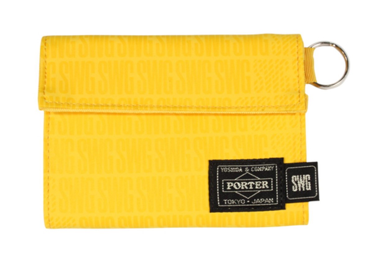 URA-Z Wallet Yellow