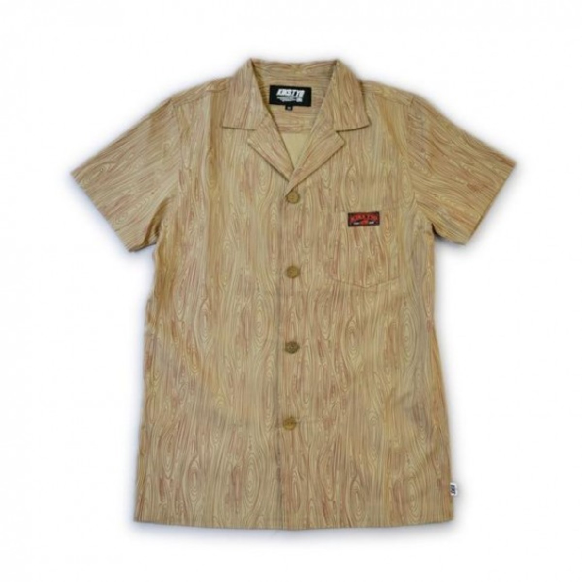 Wood Shirt Biege