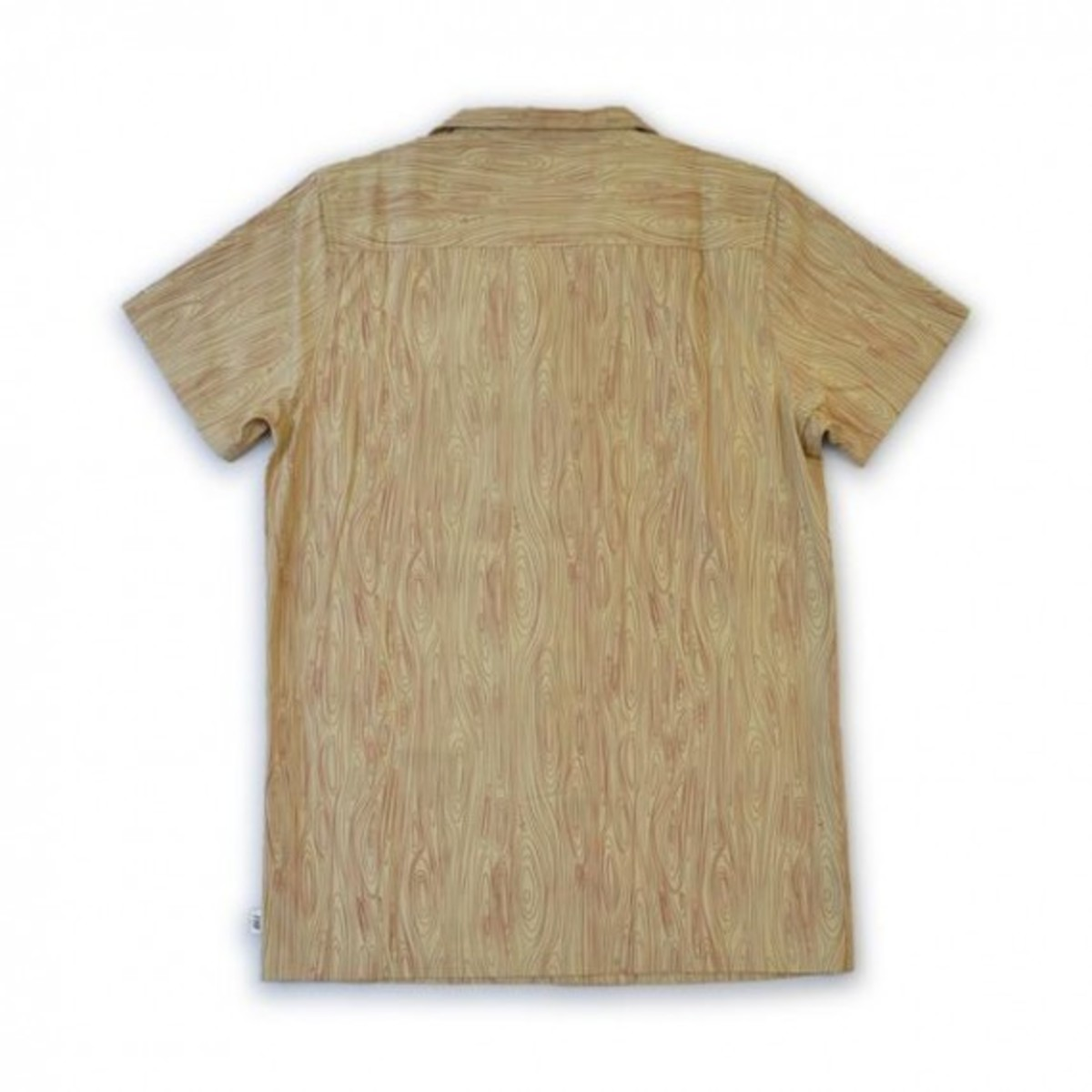 Wood Shirt Biege 2