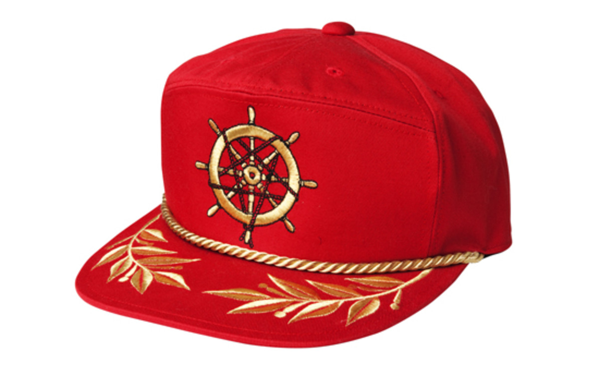 Marine BB Cap Red